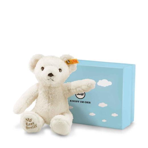 Steiff My First Steiff Teddy Bear Plush Cream